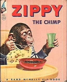 ZIPPY THE CHIMP Elf Book # 8306