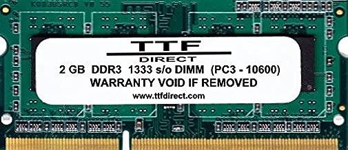 2GB Memory Upgrade for Toshiba Satellite C660 Model Series [C660-1X5 thru C660-23M]