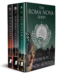 Roma Nova Box Set 2: AURELIA, INSURRECTIO, RETALIO (Roma Nova Thriller series) by [Alison Morton]