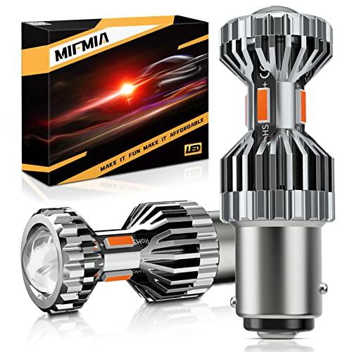 MIFMIA 1157 LED Bulb Brake Light Bulb, 3200 Lumens 2057 2357 7528BAY15D LED...