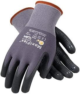 PIP 34-844/L MaxiFlex Endurance Knit Glove, Large, Gray (Pack of 12)
