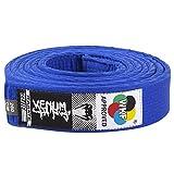 VENUM Karate Belt - Cinturón de Karate, Color Azul, 320 cm