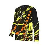 Uglyfrog 2019-2020 Lange Ärmel Jersey Frühlingsart Motocross Jersey Herren Mountain Bike Downhill Shirt Sportbekleidung Kleidung
