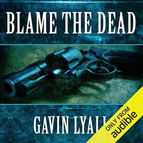 Blame the Dead cover art