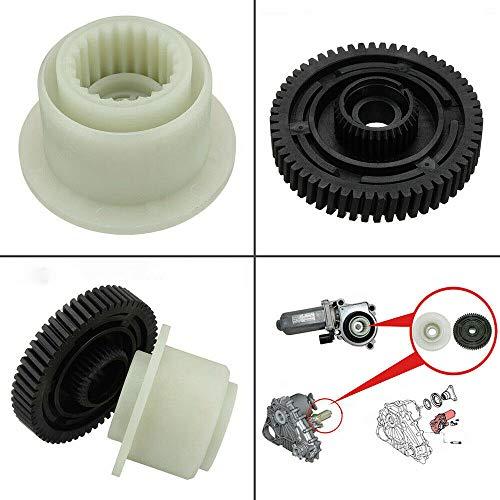 Yongenee 27107566296 Transferencia de la Caja del actuador del Motor Reforzado de Fibra de Carbono Gear FOR BMW X3 X5 For For Land Rover LR3 LR4 Deporte Benz GL ML Herramienta