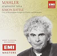 Mahler: Symphony No.8 by Sir Simon Rattle (2010-10-12)