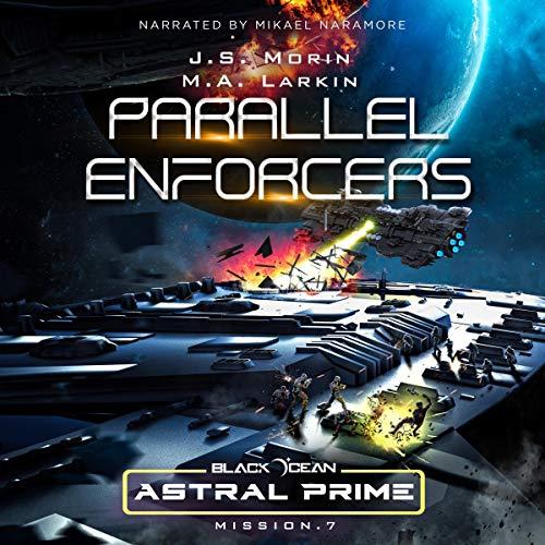 Parallel Enforcers: Mission 7 cover art