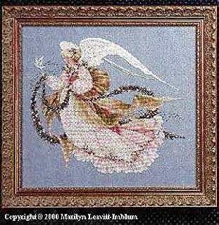 Angel of Summer Cross Stitch Chart