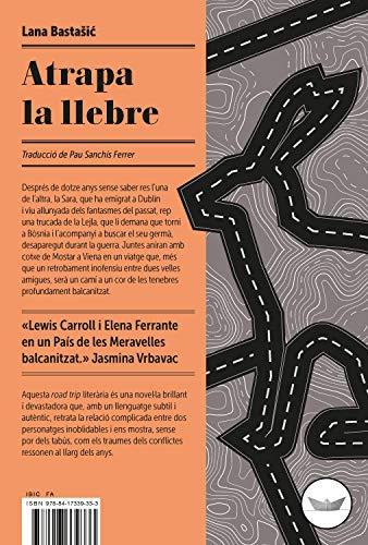 Atrapa la llebre (Antípoda Book 46) (Catalan Edition)