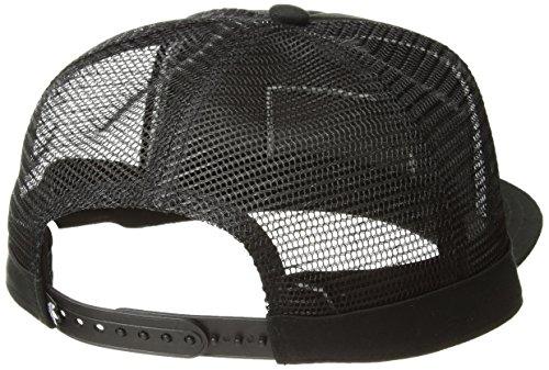 adidas Originals Patch Trucker Casquette structurée Noir/Blanc/Onix, Taille Unique