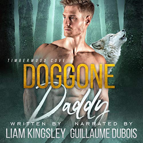 Doggone Daddy audiobook cover art
