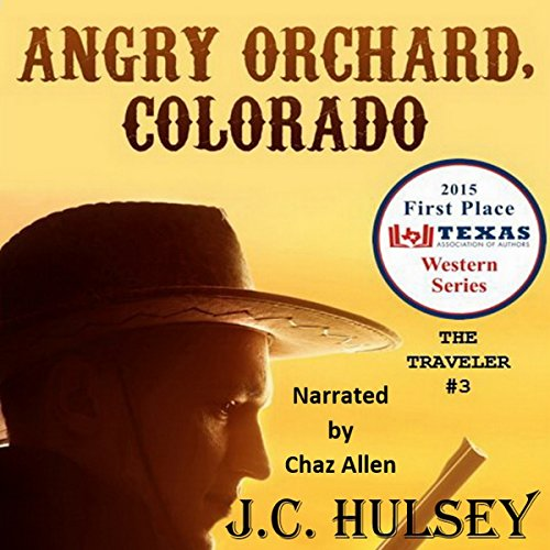 Angry Orchard, Colorado audiobook cover art