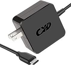 CYD 65W 45W USB-C Type-C Replacement for Laptop-Charger pro a1534 emc2991 a1706 emc3071 asus transform3pro thinkpad-s2 Samsung 900x52 mibook Huawei matebook x pro Google Nexus 6p