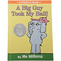 Constructive Playthings LB-912 A Big Guy Took My Ball an Elephant and Piggie Book by Mo Willems Grade: Kindergarten to 3 6.85 Height 0.5 Wide 9.3 Length [並行輸入品]