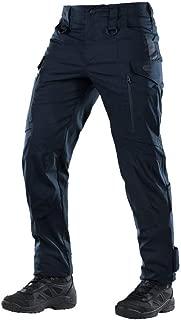 Conquistador Flex - Tactical Pants Men - with Cargo Pockets (Navy Blue, L/R)