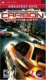 Need for Speed Carbon: Own the City Greatest Hits -Sony PSP