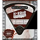 USAopoly Horrorfilm Horror Movie Edition Trivial Pursuit Board Game - Englisch