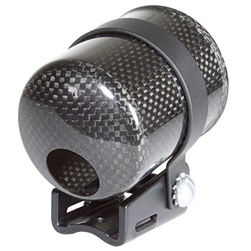 autometer carbon fiber - 8
