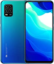 Xiaomi Mi 10 Lite 5G Smartphone 6GB 128GB Qualcomm Snapdragon 765G Octa Core 48MP AI Quad Camera 6.57 '' AMOLED TrueColor Display NFC per telefono cellulare (Blue)