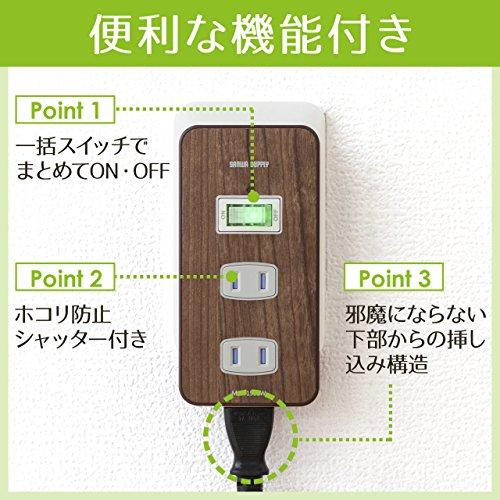 SANWASUPPLY(サンワサプライ)『電源タップ(700-TAP027M)』