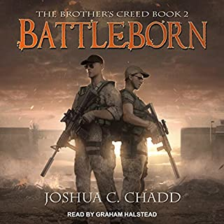 Battleborn cover art
