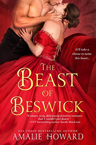 The Beast of Beswick (Regency Rogues)