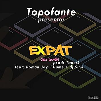 Expat (feat. Roman Jay, Ffiume, DJ Simi) [Get Down]
