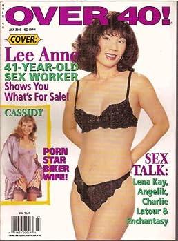 Over 40! Adult Magazine July 2000