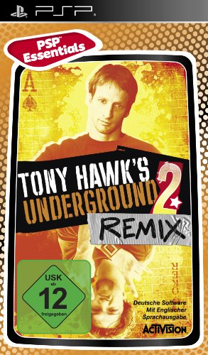 Tony Hawk's Underground 2 Remix [Essentials]