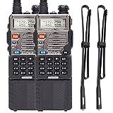 Best Baofeng Handheld Ham Radios - BaoFeng UV-5RE Ham Radio 2-Way Radio with an Review