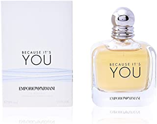 Because It's You by Emporio Armani - perfumes for women - Eau de Parfum, 100ml