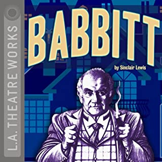 Babbitt (Dramatized) audiobook cover art