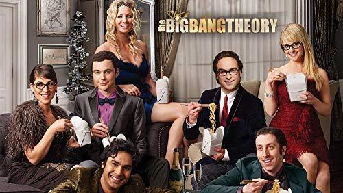 Serie De Televisión The Big Bang Theory (2) Puzzle Madera 1000 Piezas Para Adultos Rompecabezas, Intelectual De Descompresión,Juguete Educativo, Regalo De Cumpleaños, 75 * 50 Cm