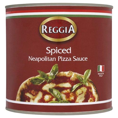 Reggia - Salsa de pizza napolitana especiada (2600 g)