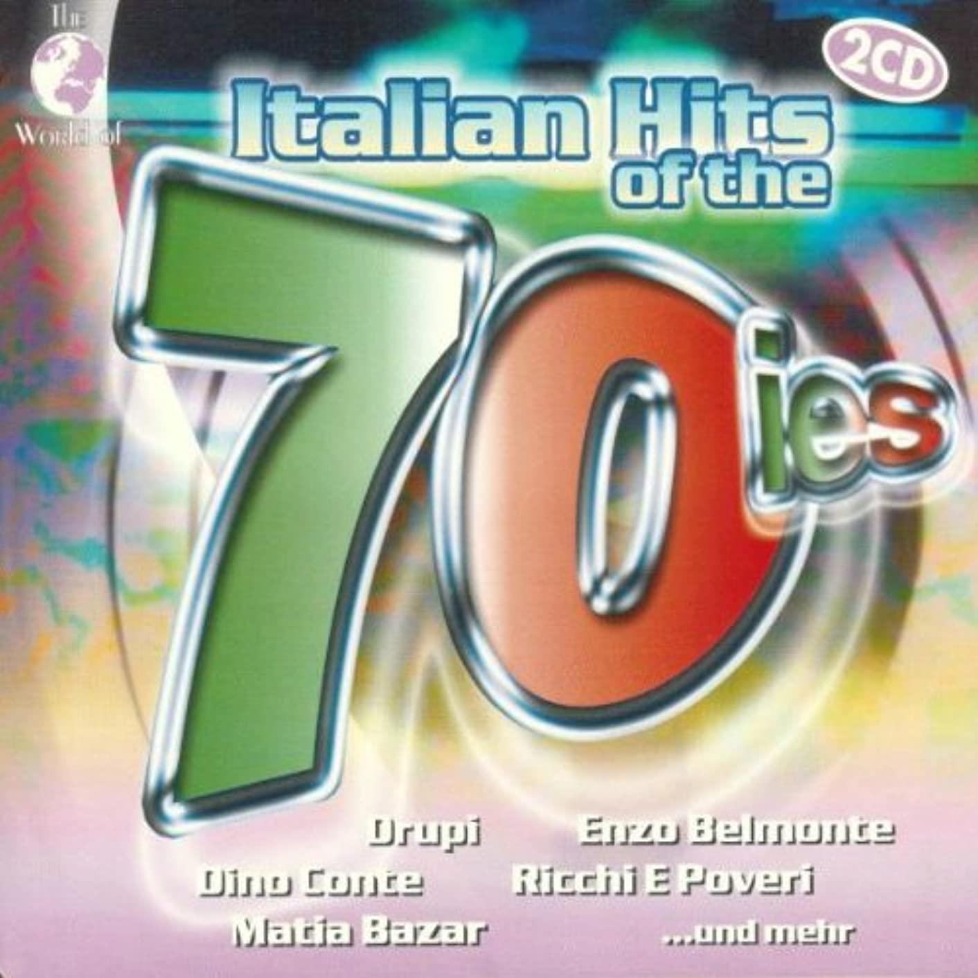 World of Italian Hits of the 70ie