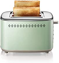 Toaster Ovens, 2 Slice Toaster,Extra Wide Slots Bread Toaster with Defrost/Cancel Function,Easy Clean Kitchen Toasters wit...
