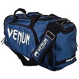 Venum Sporttasche Duffel 57L, Marineblau/Weiß