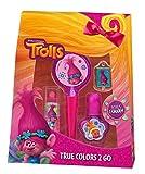 Trolls True Colors 2Go Set de maquillaje