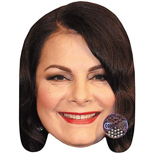 Celebrity Cutouts Marianne Rosenberg (Smile) Big Head