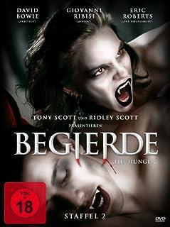 Begierde - The Hunger, Staffel 2 [4 DVDs]
