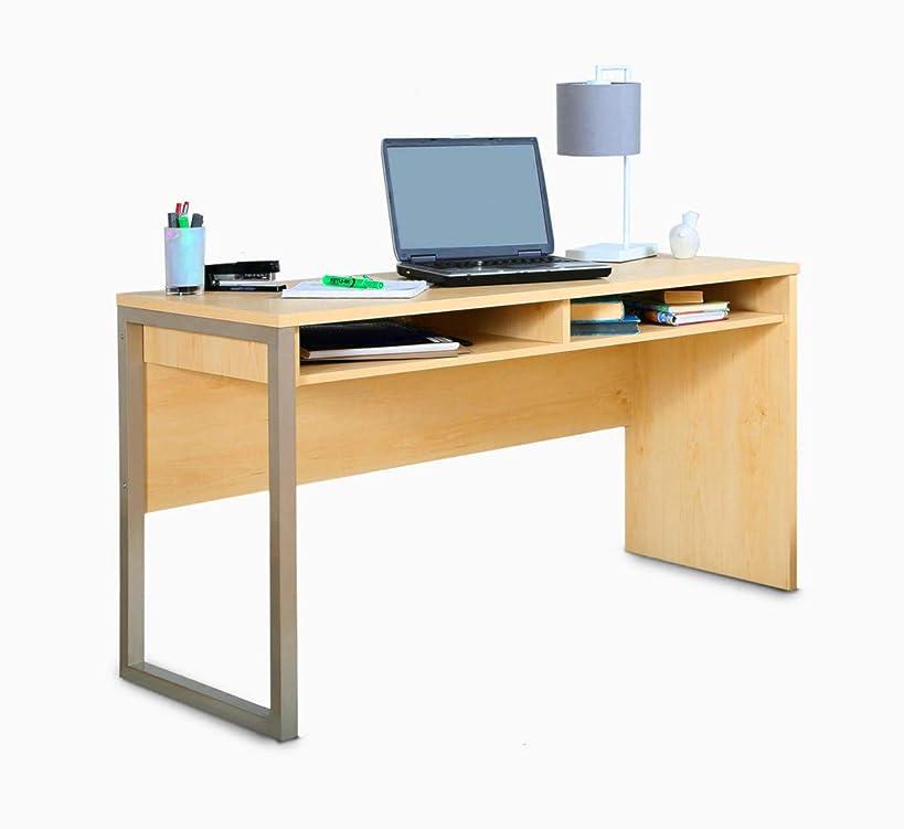 Blogger Desk Computer Lamp Office Standing Decor Wood Student 2 Starge Spaces Table Gaming Corner Desktop Keyboard Modern Unit & Ebook by AllTim3Shopping.