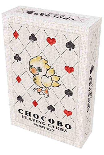 スクウェア・エニックス『チョコボトランプ』