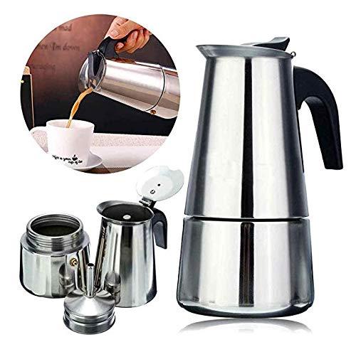 Cafetera acero inoxidable 12 tazas,Cafetera