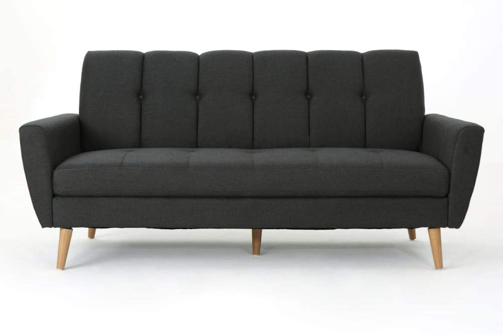 Christopher Knight Home Treston Mid Century Sofa
