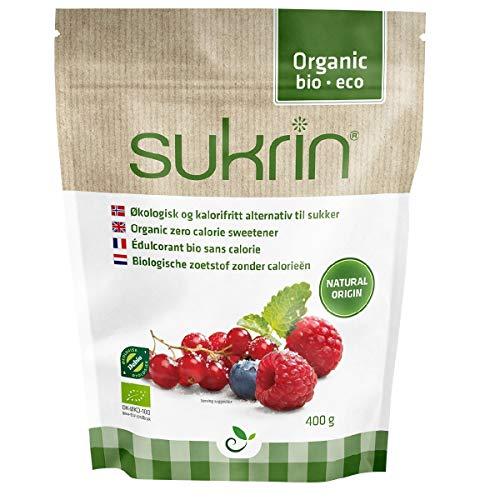 Sukrin Organic met Erythritol Natuurlijke Suikervervanger