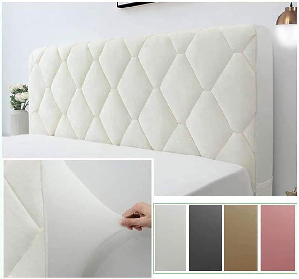 Kansas Max 69% OFF City Mall HDGZ Bed Headboard Cover Elast Double Padded