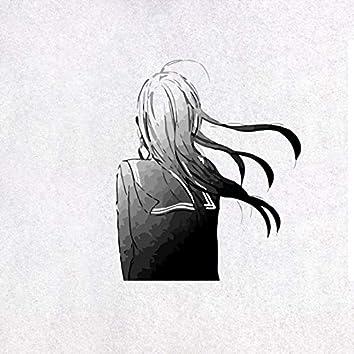 Девочка из аниме
