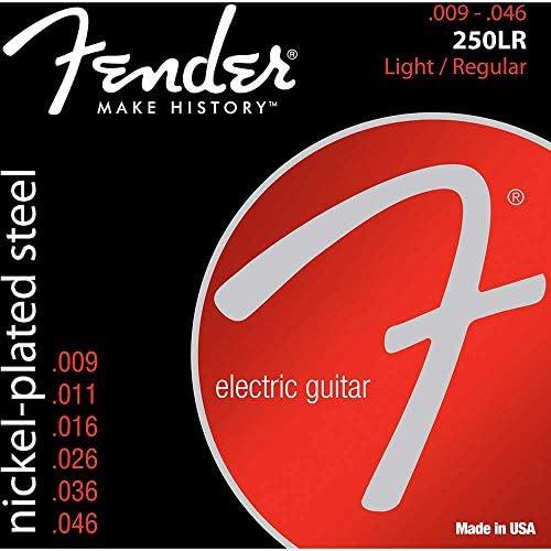 Top 10 Best fender strings electric guitar