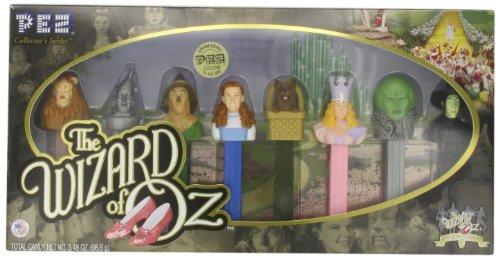 Pez Wizard of OZ Collector