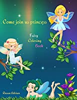 Fairy: Coloring Book